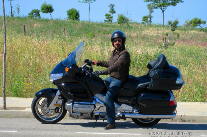 GOLDWING GL 1800 -2008