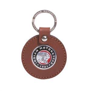 2863335-Key Fob Leather