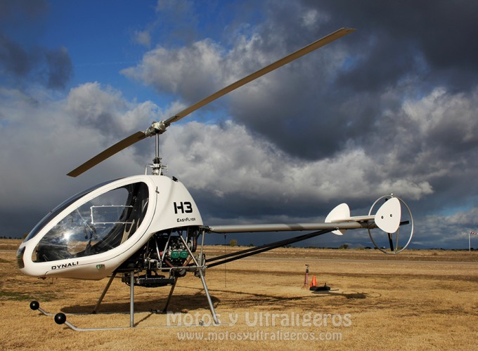 Dynali H3S Easy Flyer – HELICOPTERO ULM