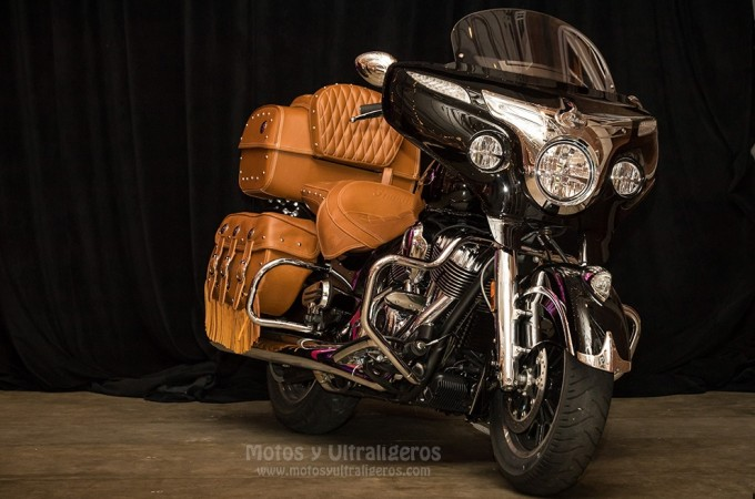 Roadmaster Classic 2017 de Indian Motorcycle