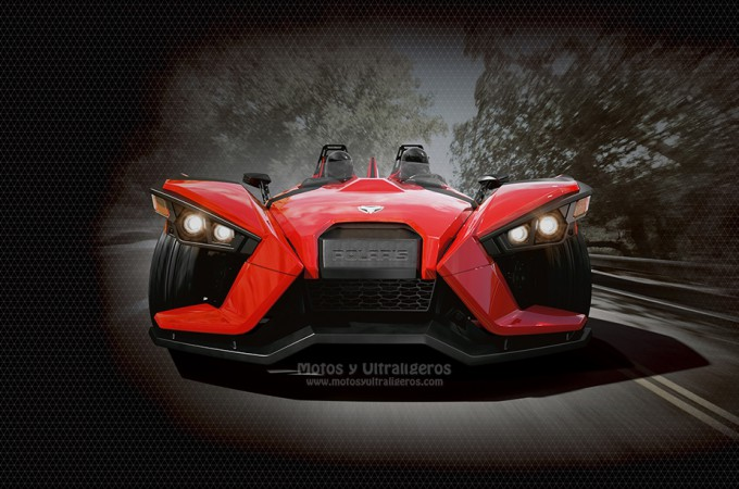 Polaris Slingshot™ disponible en Europa